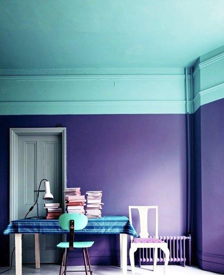 fascione 2 soffitto due colori