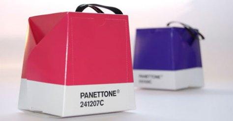 design panettone-pantone