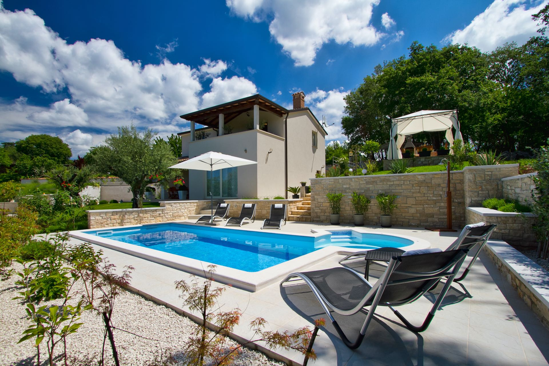 My Pool Pflege Villa Vidova In Porec For Rent My Istria