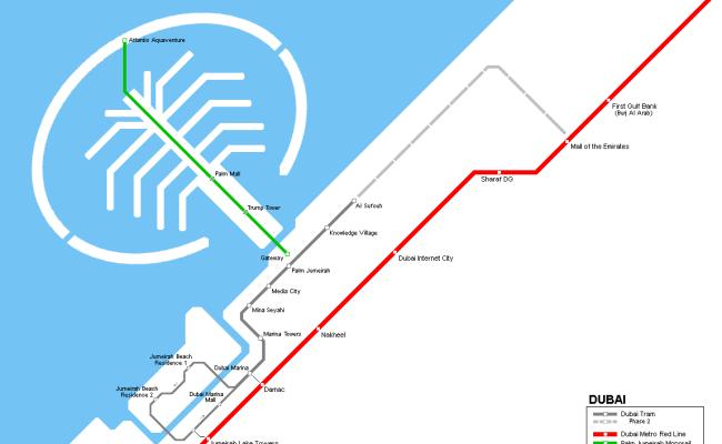Dubai Tram Is It Really Going To Ease Dubai Marina Traffic Issues Kaleidoscope Stories