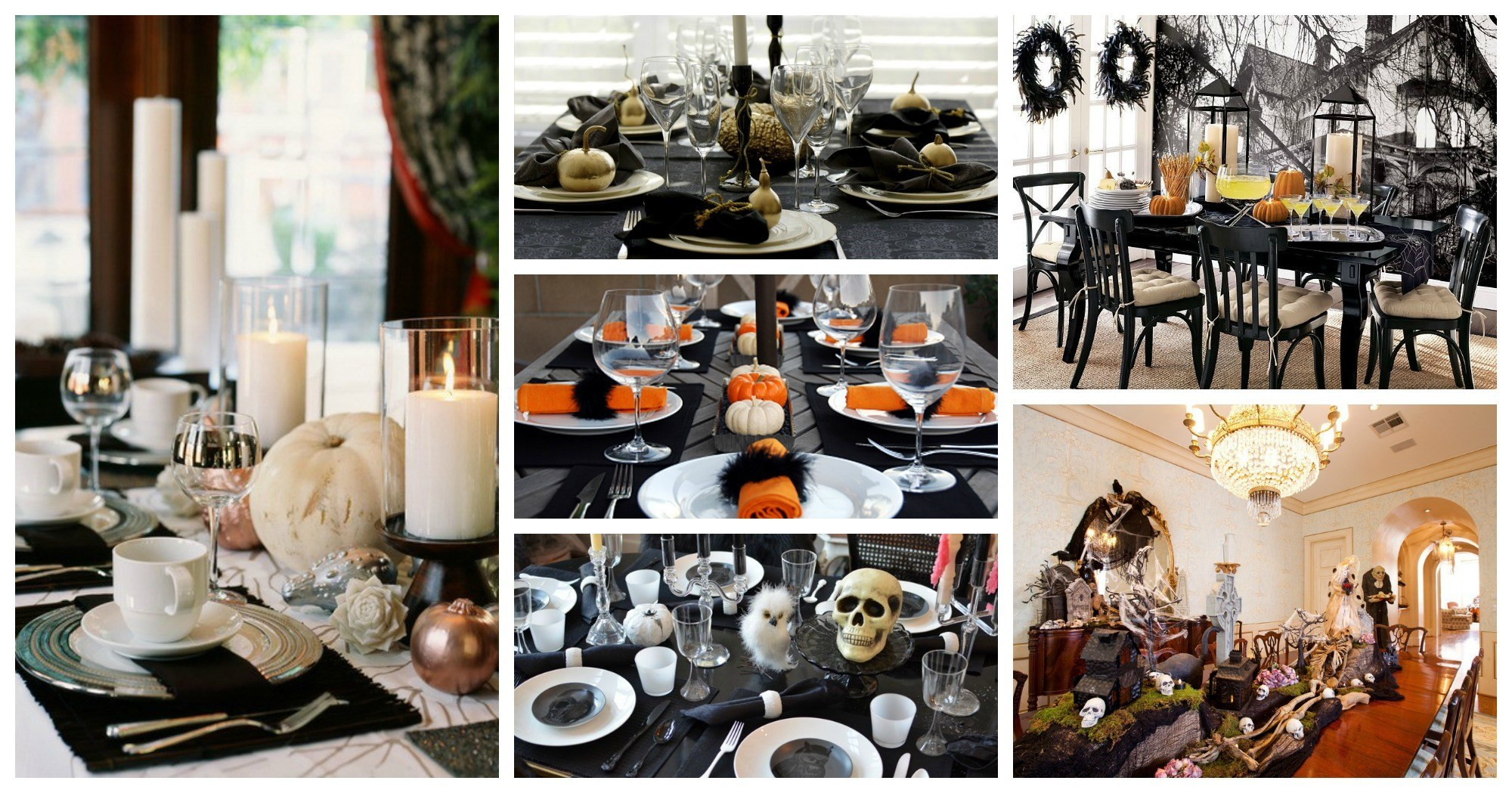 Halloween Decoration Interieur Terrific Halloween Dining Room Decorations To Get You In The