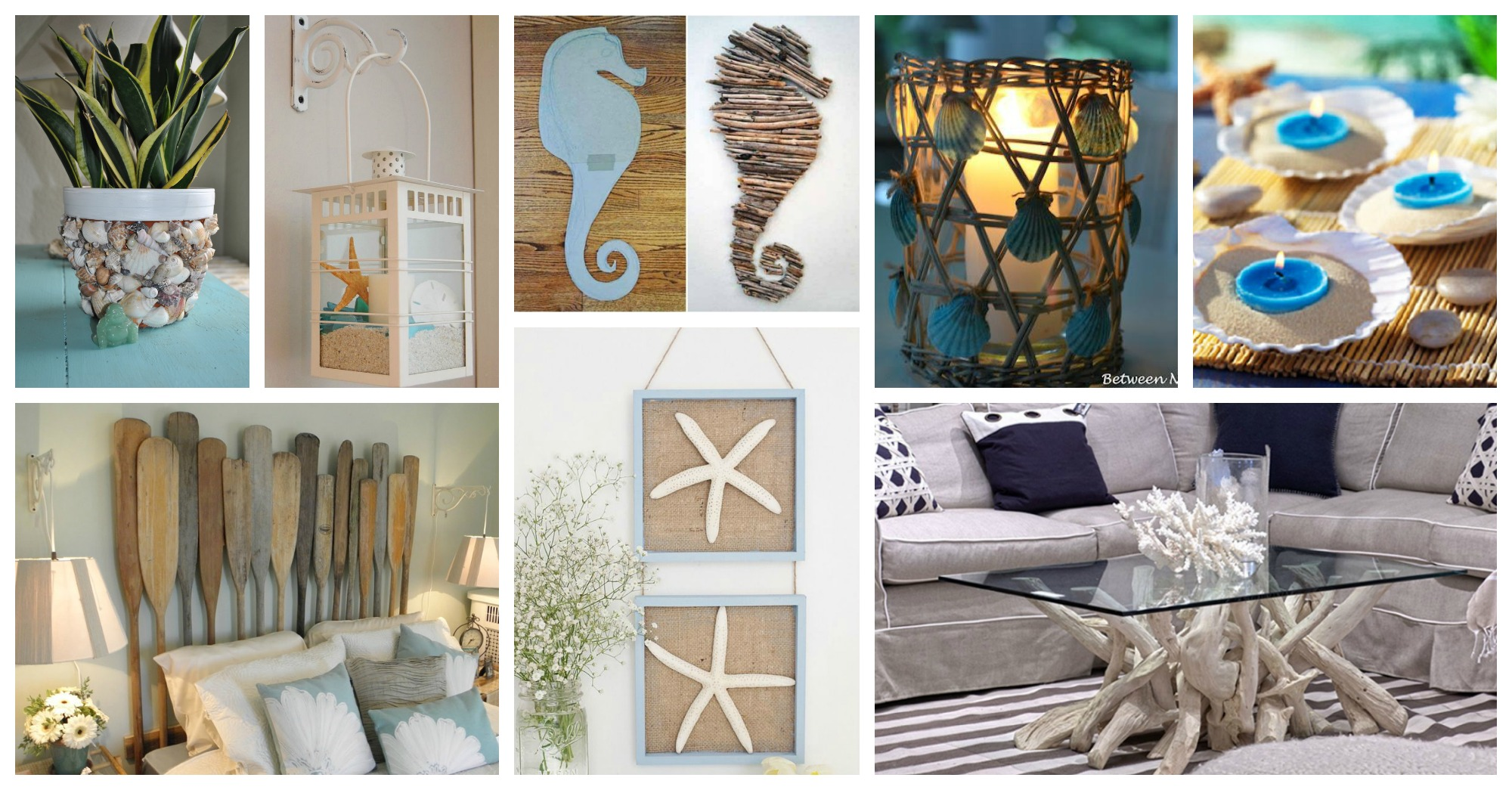 Terrific Diy Beach House Decorations That Will Make You Want Go To The Beach