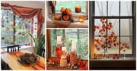 fall window decor Archives
