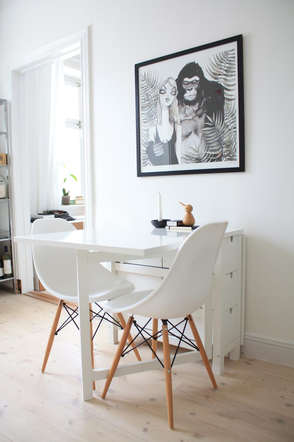 Mesa Norden Ikea Brilliant Uses For Norden Gateleg Table That Will Surprise You