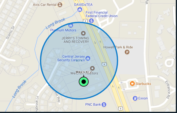 KidsConnect Kids GPS Tracker Phone Features