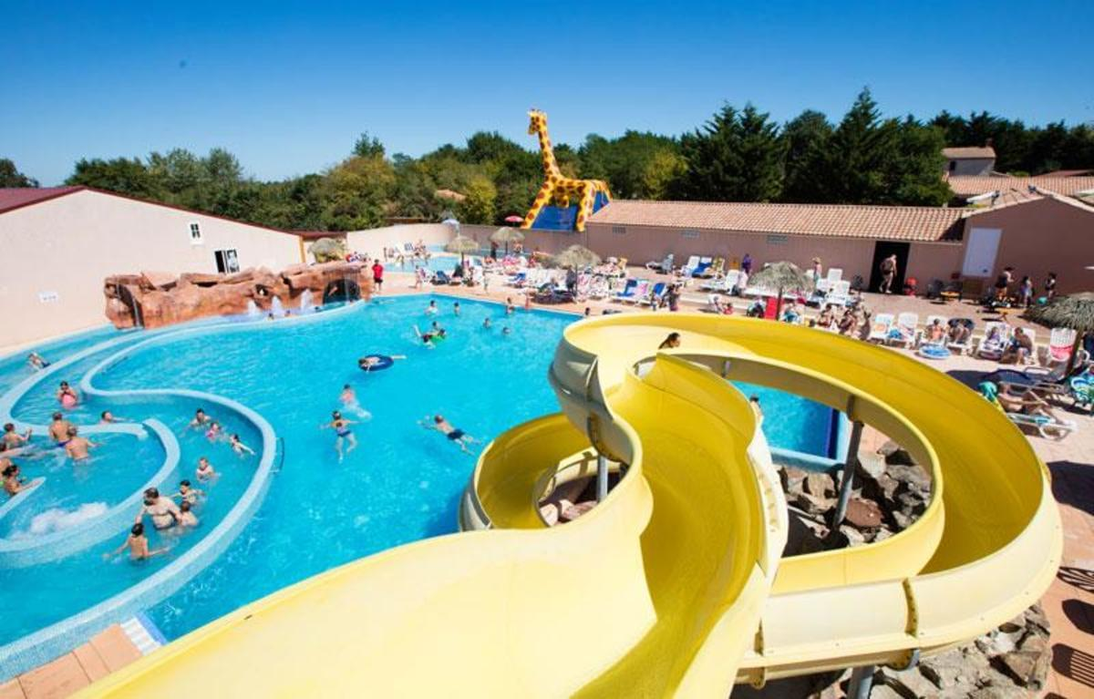 Camping Avec Family Friendly Campsites In France With Water Parks