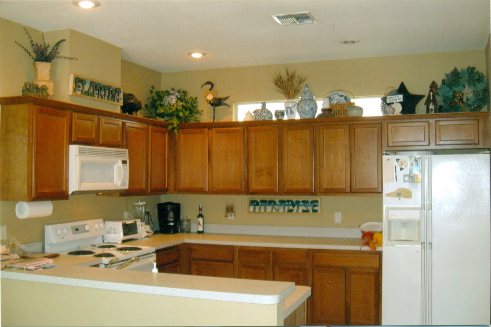 Kitchen Design Above Cabinets Top Kitchen Cabinets Shopping Tips And Ideas My Kitchen