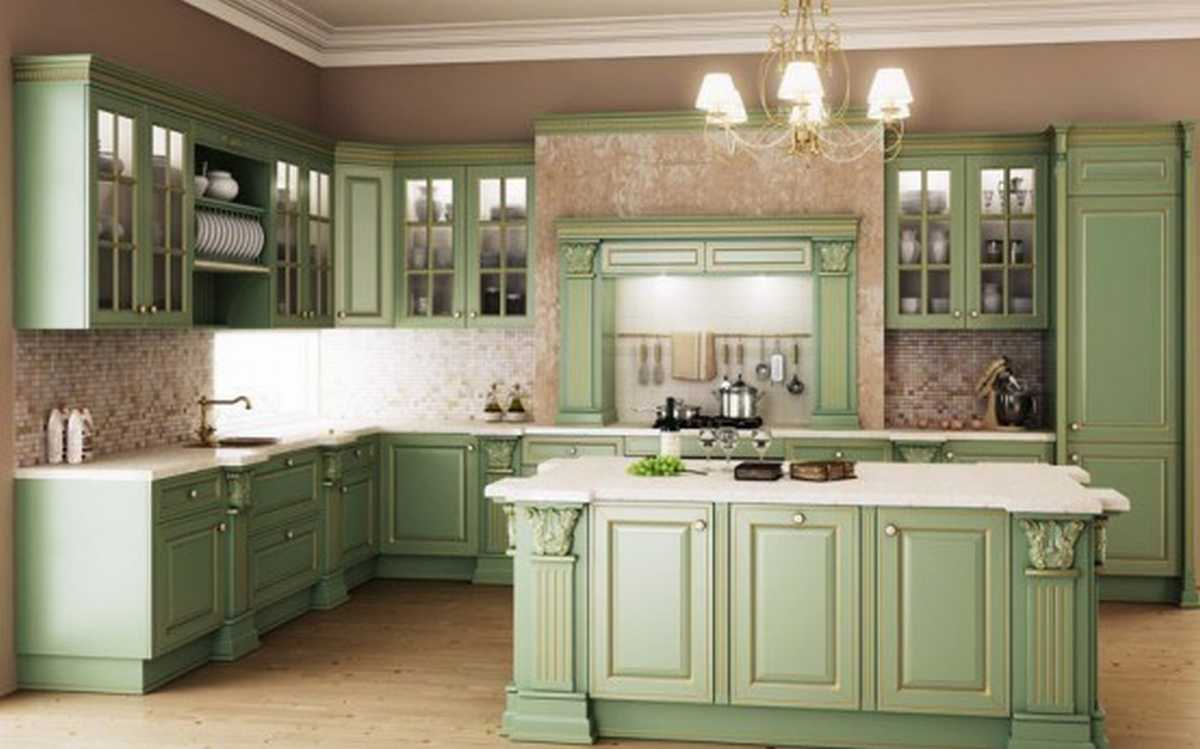 Vintage Green Kitchen Cabinets Finding Vintage Metal Kitchen Cabinets For Your Home - My