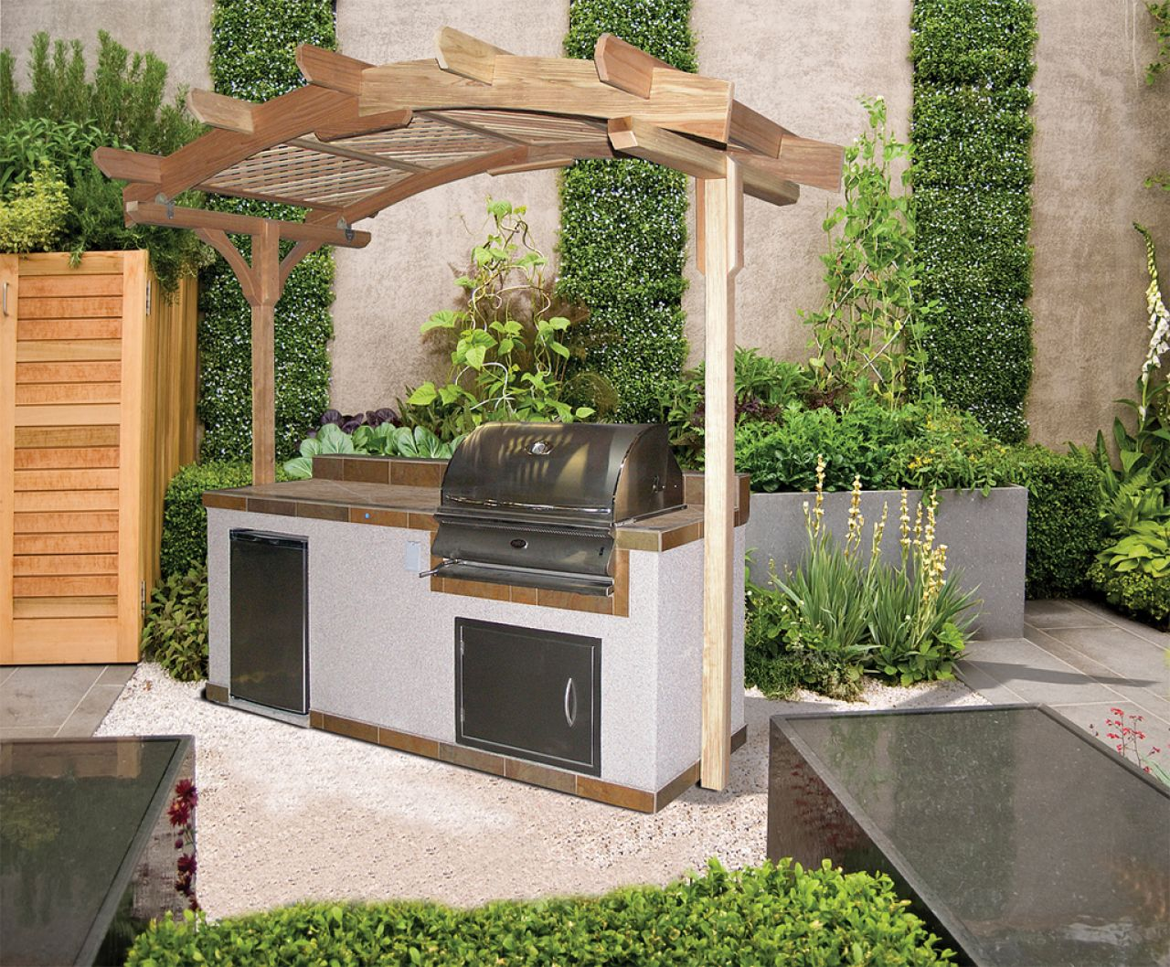 Outdoor Küche Mobil Selber Bauen : Mobile outdoor küche selber bauen garten elektro outdoorküche