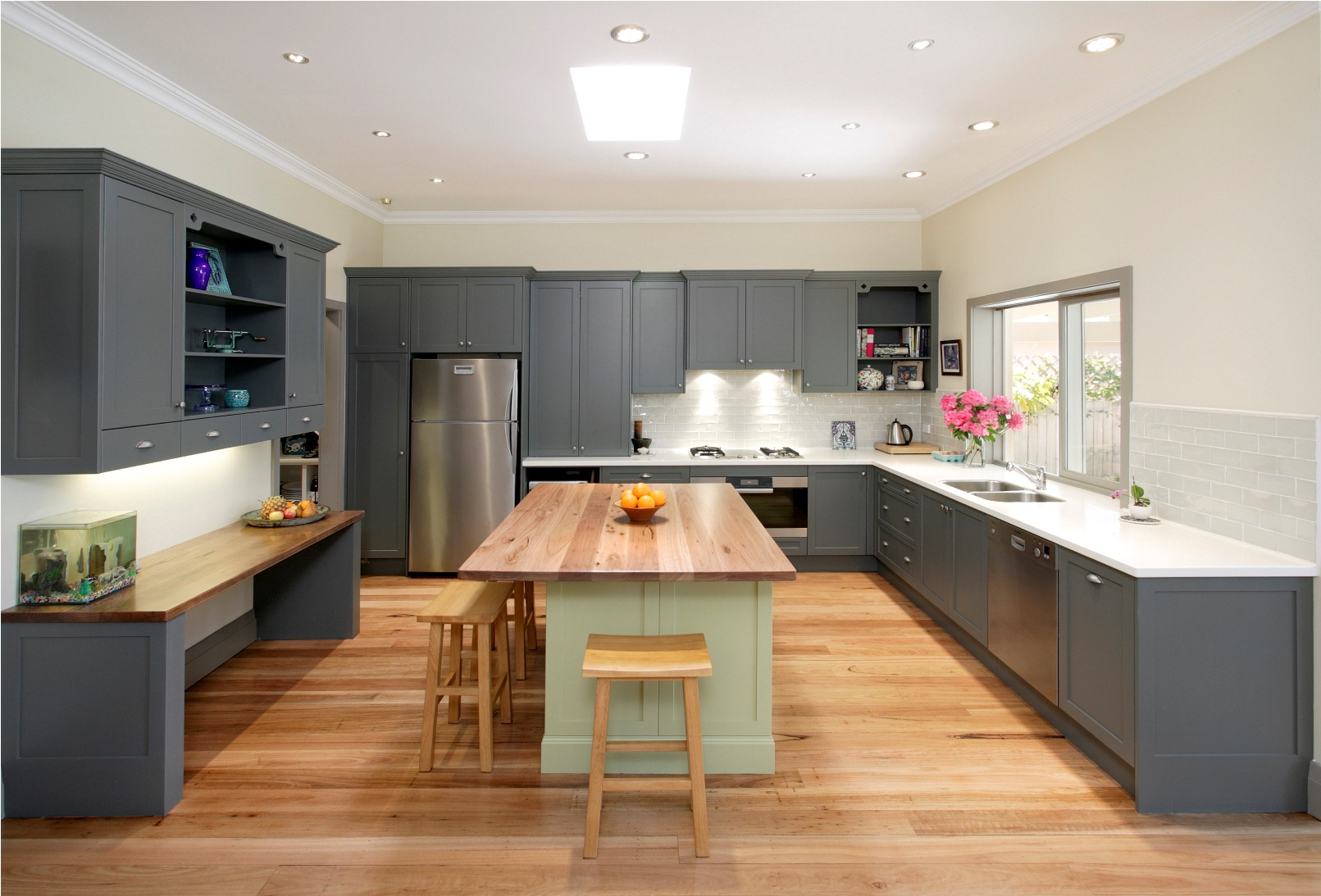 Modern Kitchen Design U Shape The Shape Of Kitchen Island Design Ideas Stylish My