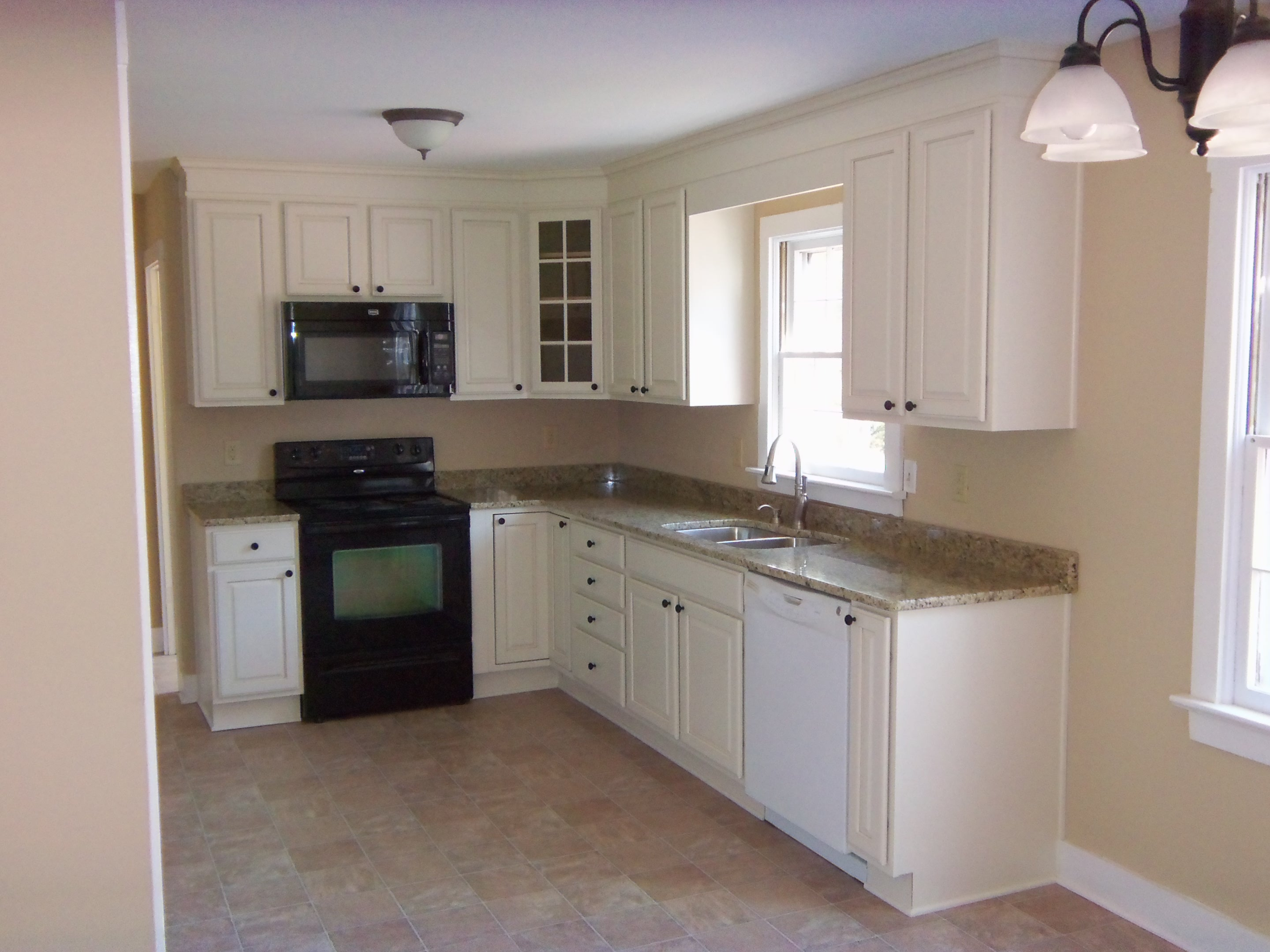 L Shaped Kitchen Designs With Island Remodeling A Very Small L Shaped Kitchen Design My