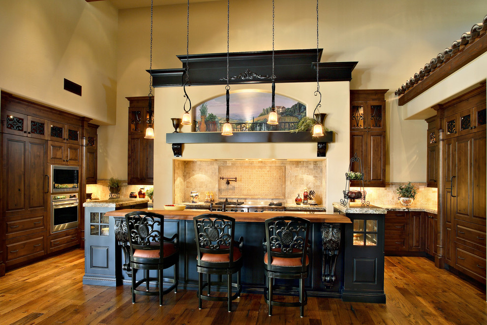 classic lamps tuscan style kitchen cabinets oak flooring stephanie wohlner tags kitchen design kitchen cabinet comment
