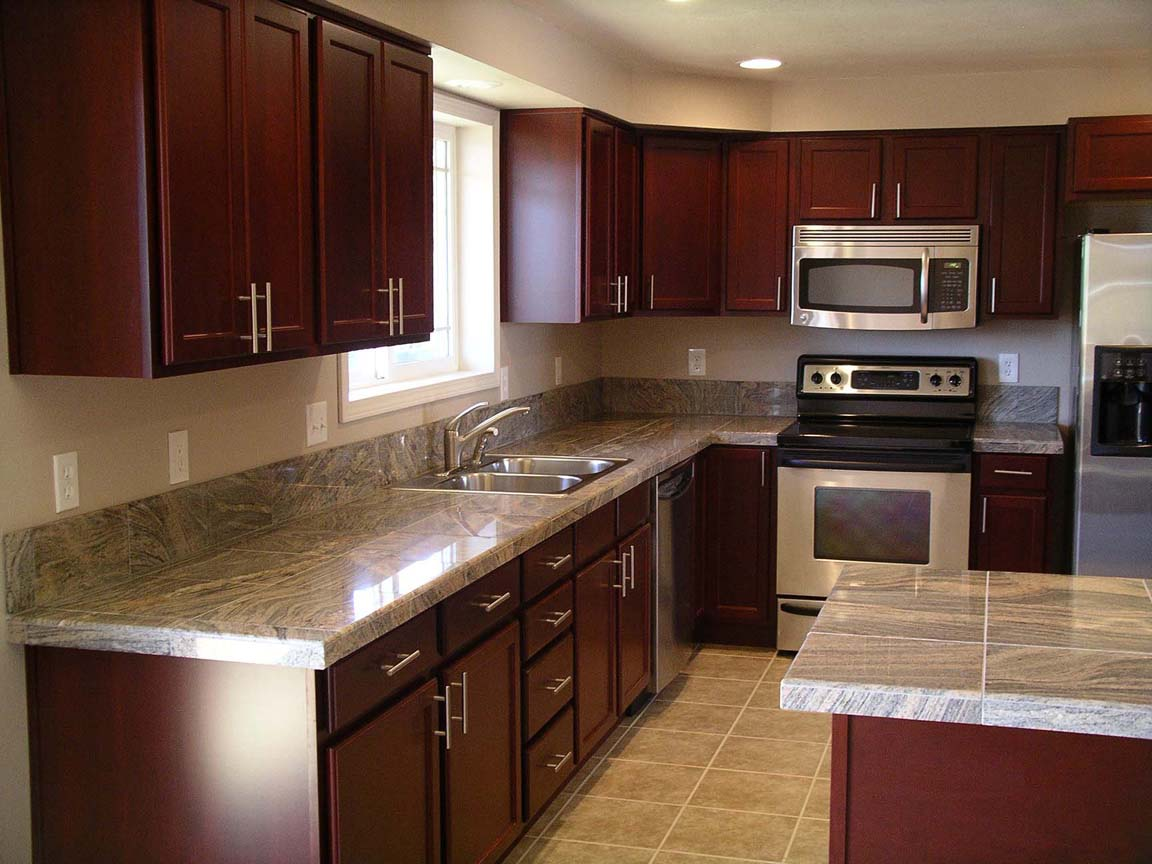 Painting Kitchen Cabinets Long Island Brighter Kitchen Paint Colors With Cherry Cabinets