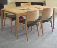 Black kitchen chair cushions Photo - 4 | Kitchen ideas