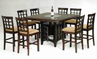 Kitchen bar table sets