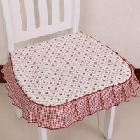 Kitchen chair cushions with ties | | Kitchen ideas
