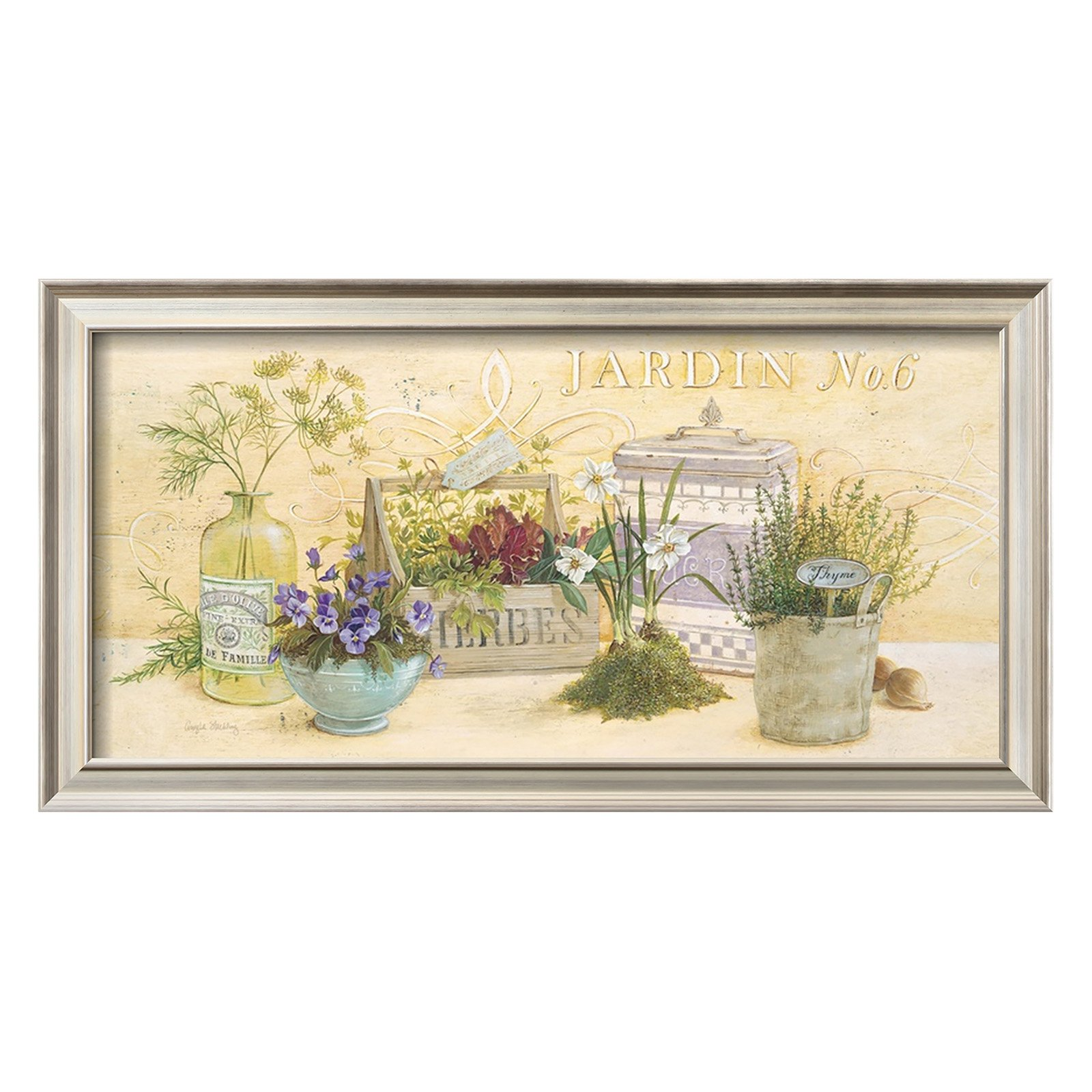 Kitchen Framed Wall Art - Elitflat