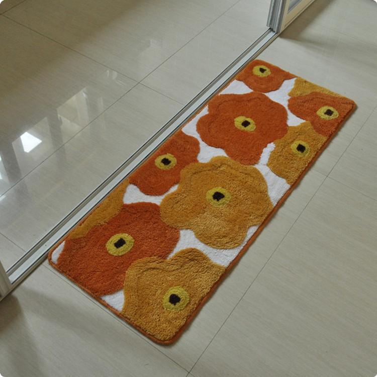 Washable kitchen area rugs