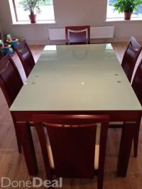 Cherry kitchen table and chairs | | Kitchen ideas