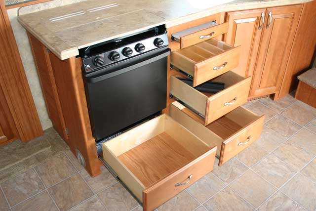 Kitchen Drawer Storage Kitchen Ideas