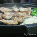 Pork Belly BBQ (Samgyeopsal Gui) 1