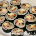 Tuna Rolls (Chamchi Kimbap in Korean)1