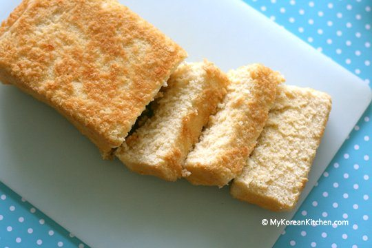Beksul Castella Mix (Sweet Honey Sponge Cake - Pre mix version)