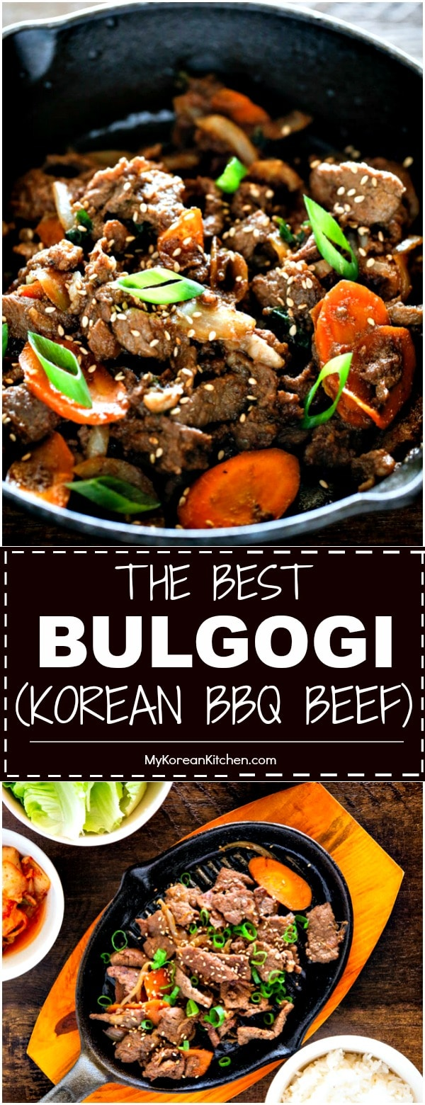 Beef Stock Kaufen Bulgogi Korean Bbq Beef