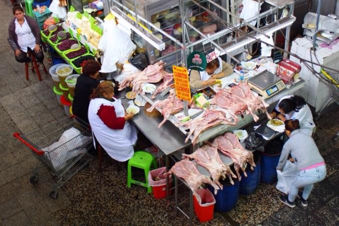 Mercado Central, Lima