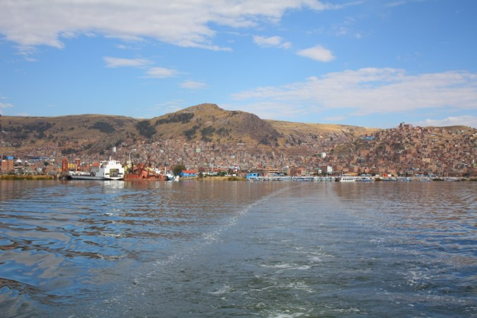 Puno - Titicacasee
