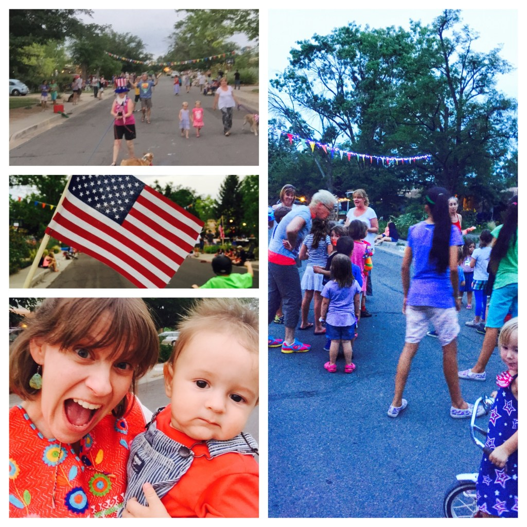 Fun 4th of July parade pictures!