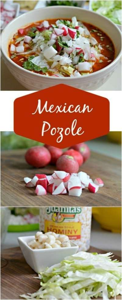 Mexican Pozole - My Latina Table