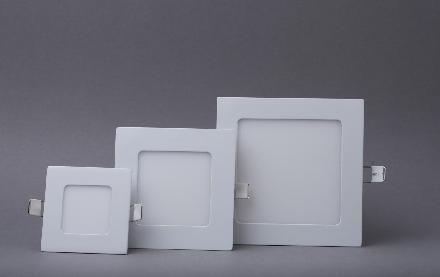 Led Panel Light Square And Round Round Andsquare Led Recessed Ceiling Panel Light Myledshop
