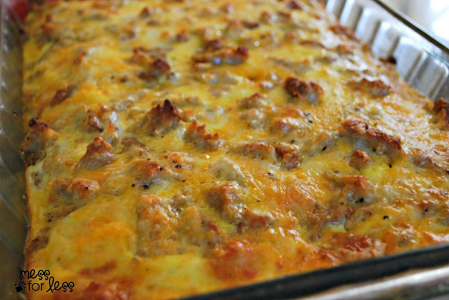 Fall In The Smokies Wallpaper 15 Breakfast Casserole Recipes My Life And Kids
