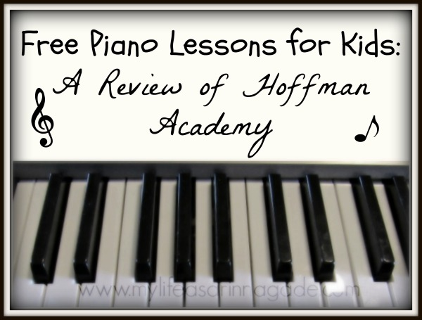 Free Piano Lessons for Kids: A Review of Hoffman Academy
