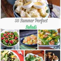 50 Perfect Summer Salads