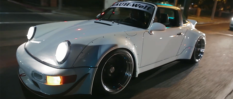 Car Shop Wallpaper Akira Nakai San S Rwb Porsche 964 Targa My Life At Speed