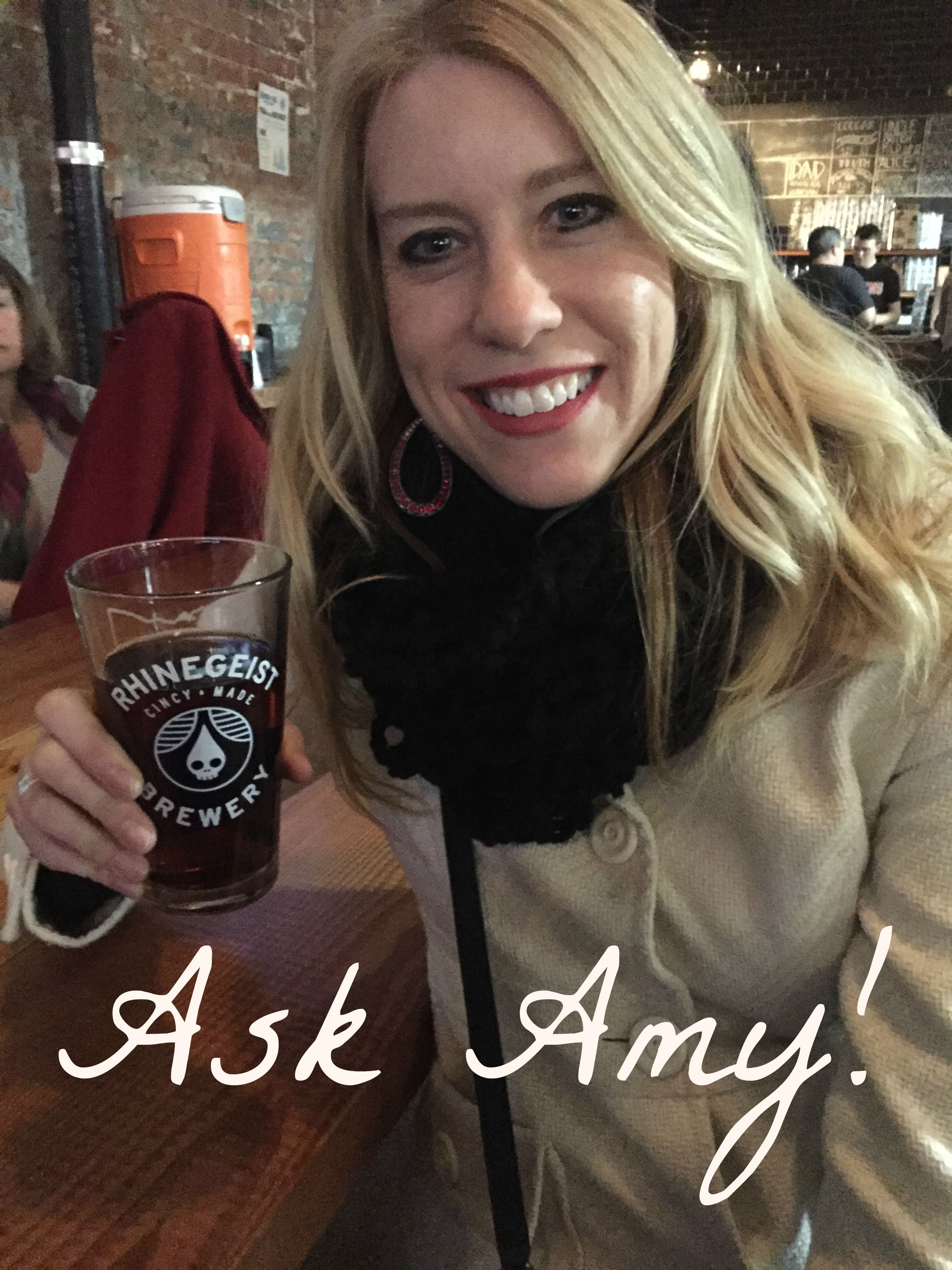 Ask Amy!