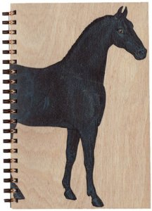 Gift Guide Horse Notebook