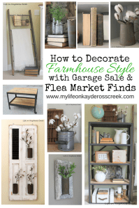 How To Decorate with Flea Market Finds - Brimfield Antique ...