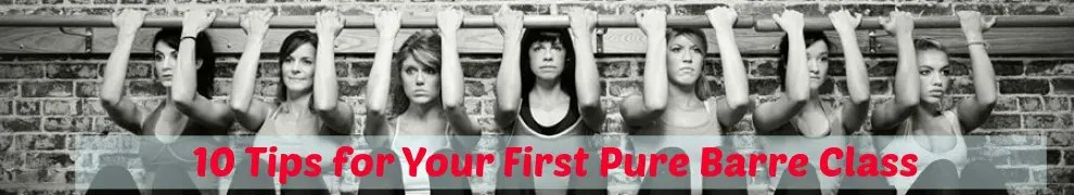 Pure Barre Birmingham First Class