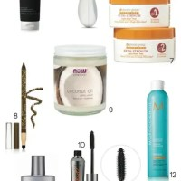 Non-Negotiable Beauty Products