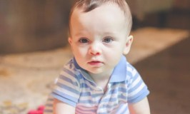 Leyton is 9 Months Old
