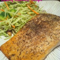 The Simplest Way to Make Salmon