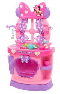 Minnie Mouse Play Kitchen only $40 + Free Store Pick-up ...