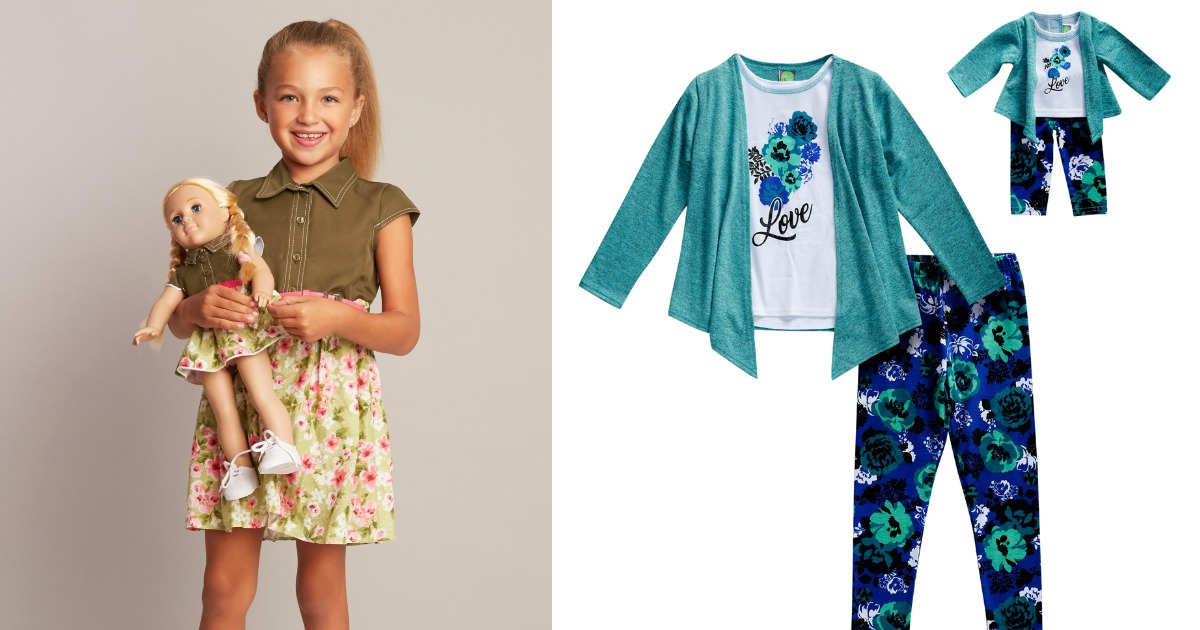 Dollie  Me Outfits only $999 (fits American Girl Dolls