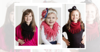 Groopdealz: Dress up those Winter Outfits with Little Girl ...