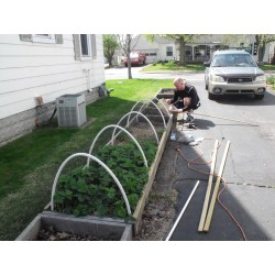 Small Crop Of Pvc Pipe Gardening Projects