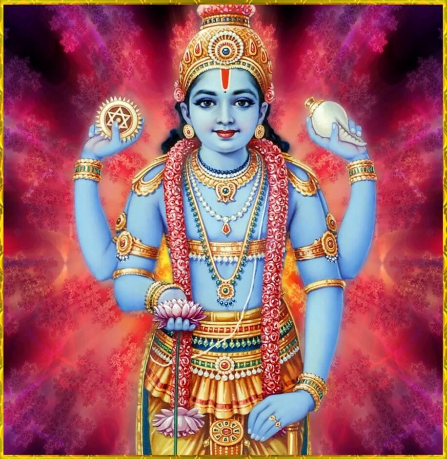 SriGuruvayurappan
