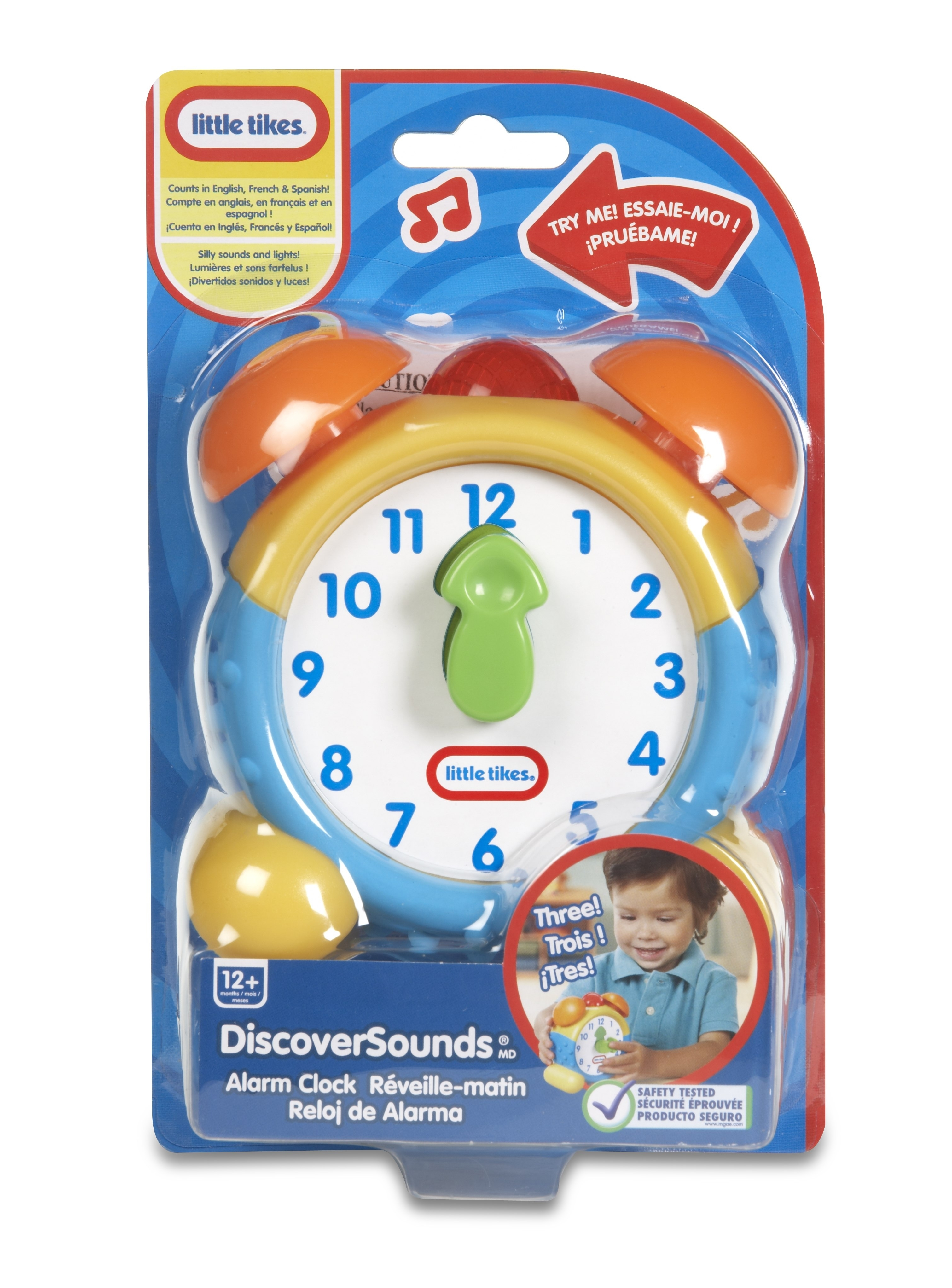 Tike Securite Notice Discover Sounds Alarm Clock My Little Review Corner
